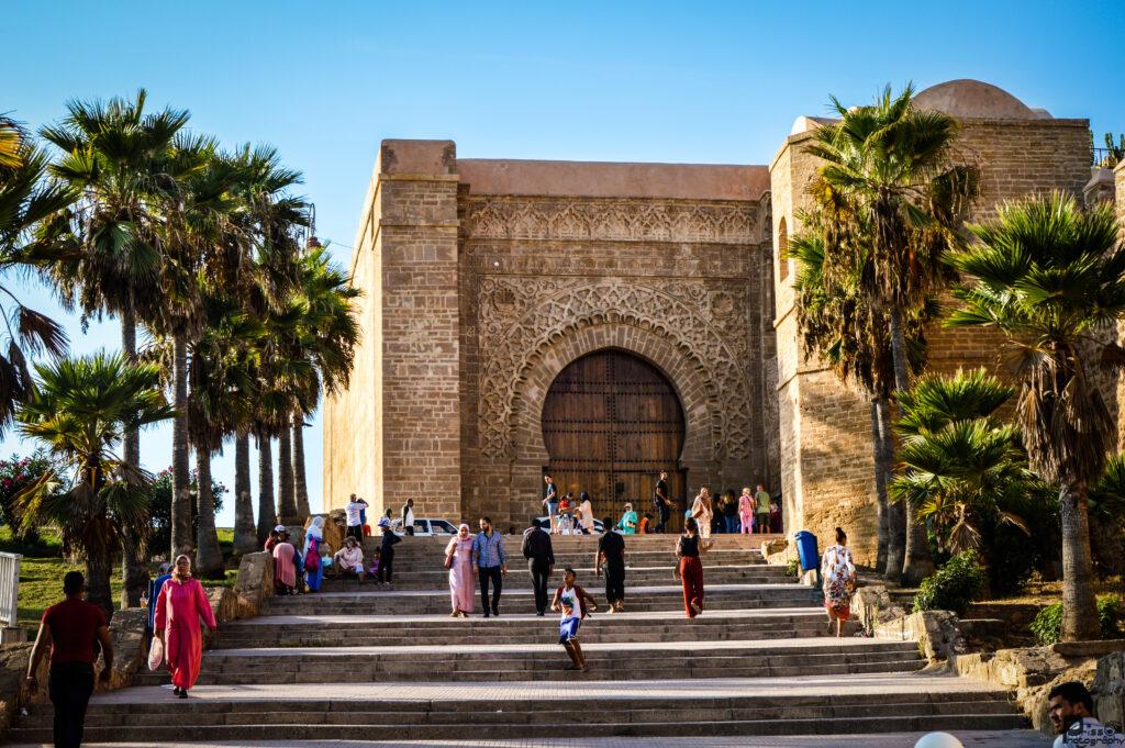 Rabat, una ciudad mezcla entre lo moderno y la antiguedad