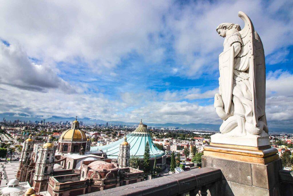 Basilica Nuestra Guadalupe Ciudad de Mexico