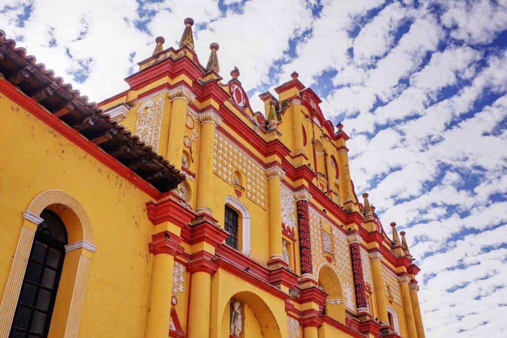 Catedral de San Cristobal Chiapas